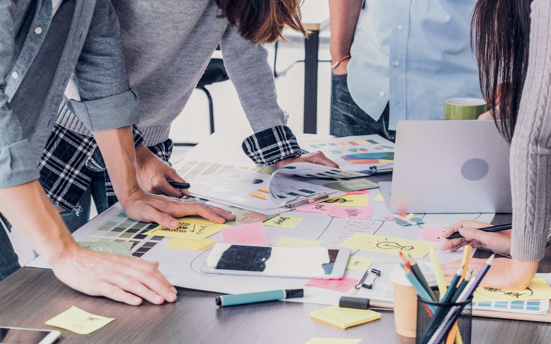 Design Thinking & Leadership: Modellierung eines innovativen Führungsverständnisses mit Hilfe von Design Thinking